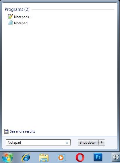 Phần mềm soạn thảo code HTML