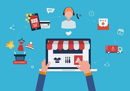 Thiết kế website bán hàng online chuyên nghiệp