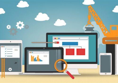 Thiết kế website giới thiệu công ty doanh nghiệp